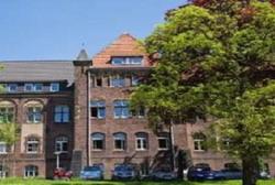 Проктологический центр города Вупперталь в Германии - главный корпус