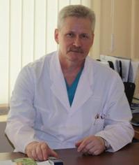 Хирург, к.м.н. - Люосев Сергей Виленович