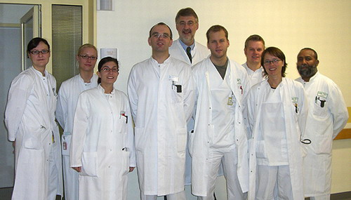 Центр урологии, детской урологии и урологической онкологии Niederberg - коллектив центра урологии