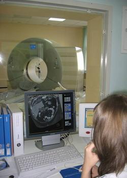 Компьютерный томограф мультиспиральный двухлучевой
